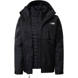 THE NORTH FACE Women's Down Insulated DryVent™ Triclimate Jacket - TNF Black/TNF Black