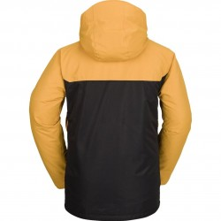 VOLCOM Deadly Stones Insulated - Men's snow Jacket - Resin Gold