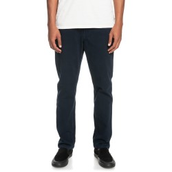 QUIKSILVER Krandy 5 pockets - Ανδρικό παντελόνι chino - Navy Blazer