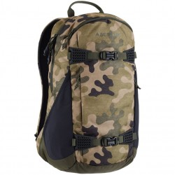 BURTON Day Hiker 25L Backpack- Martini Olive Terra Camo