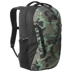 THE NORTH FACE Unisex Vault Backpack - Thyme Brushwood Camo Print/TNF Black
