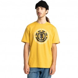 ELEMENT Seal - T-Shirt for Men - Sauterne