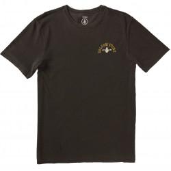 VOLCOM Ranchamigo Short Sleeve - Men's Tee - Black