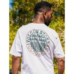 VOLCOM Trouper Short Sleeve - Men's T-Shirt - White