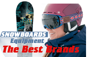 Snowboards Experts Are Here