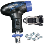 Snowboard tuning spares