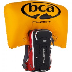 BCA FLOAT 32 AIRBAG Red ΣΑΚΙΔΙΟ ΠΡΟΣΤΑΣΙΑΣ