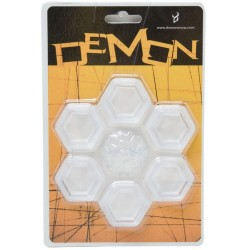 DEMON FLAKE SNOWBOARD STOMP PADS
