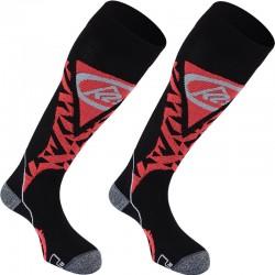 K2 ALL TERRAIN 10074 Black/Neon/Red ΚΑΛΤΣΕΣ SKI