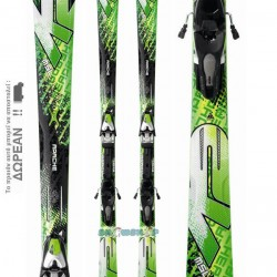 K2 APACHE MSL Skis + Marker MX 12.0 10