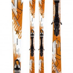 K2 APACHE XPLORER Skis + Marker MX 12.0  10