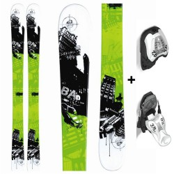 K2 BAD SEED Junior SKI + Δέστρα EPS 7.0