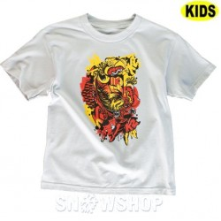K2 BOYS SPRAY White KID'S T-SHIRT