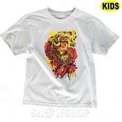 K2 BOYS SPRAY White T-SHIRT ΠΑΙΔΙΚΟ
