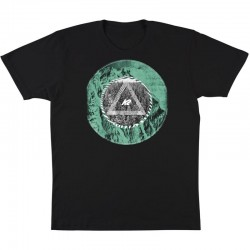 K2 Dark Forest Slim Dark charcal T-SHIRT
