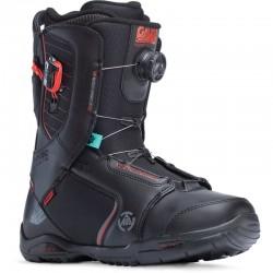 K2 GAUGE Black ΜΠΟΤΕΣ SNOWBOARD