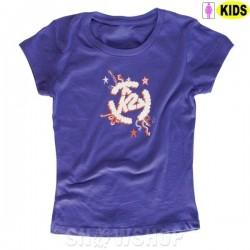 K2 GIRLS BONKERS Purple T-SHIRT ΠΑΙΔΙΚΟ