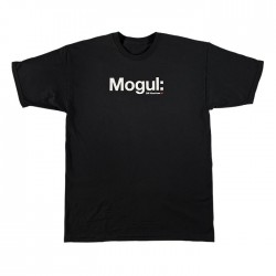 K2 RETRO MOGUL Black T-SHIRT