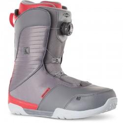 K2 SEEM BOA Grey ΜΠΟΤΕΣ SNOWBOARD