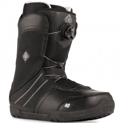K2 SENDIT BOA Black ΓΥΝΑΙΚΕΙΕΣ ΜΠΟΤΕΣ SNOWBOARD