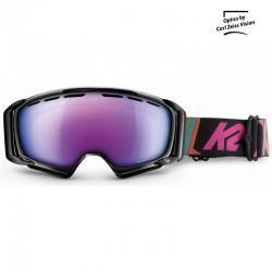 K2 SIRA - Gloss Black/Blue Pink TRIPIC MIRROR ΜΑΣΚΑ ΓΥΝΑΙΚΕΙΑ