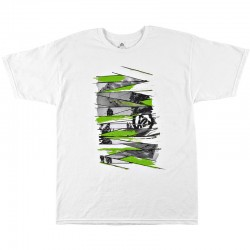 K2 T-SHIRT SLASH White