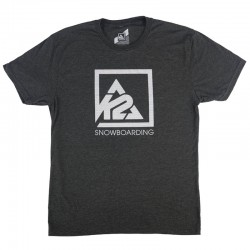 K2 T-SHIRT STATIC Black