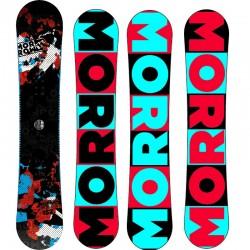 MORROW PRESS WIDE SNOWBOARD