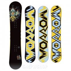 MORROW TRUTH SNOWBOARD