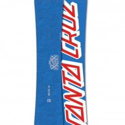 SANTA CRUZ Fusion XX Anniversary Snowboard
