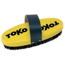 TOKO Base Brush oval Copper  ΒΟΥΡΤΣΑ