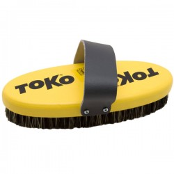 TOKO Base Brush oval Horsehair ΒΟΥΡΤΣΑ