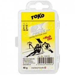 TOKO Express Racing Rub-on WAX 40g