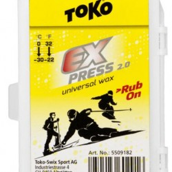 TOKO Express Rub-on WAX 40g
