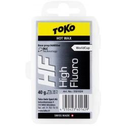 TOKO HF HOT WAX BLACK 40g