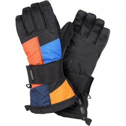 ZIENER MOPPA GORE-TEX Black/new Royal ΓΑΝΤΙΑ SNOWBOARD