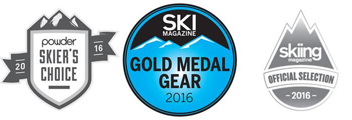 K2 PINNACLE 130 awards