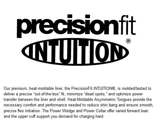 K2 PRESICION FIT INTUITION