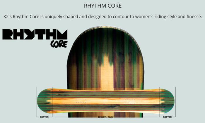 K2 RYTHM CORE