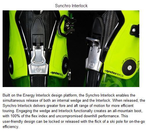 K2 SYNCHRO INTERLOCK FREERIDE 1