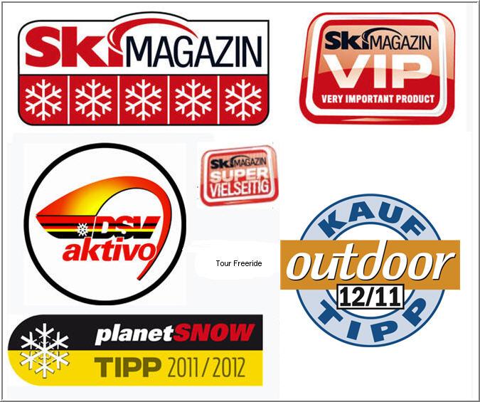 K2 WAYBACK 2012 awards