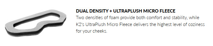 DUAL DENSITY FLEECE