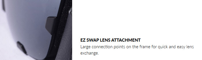 EZ SWAP LENS ATACHMENT