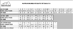 MORROW BOOTS SIZECHARTsmall