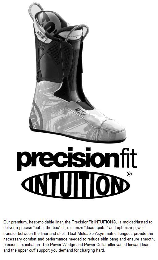 K2 PRECICION FIT