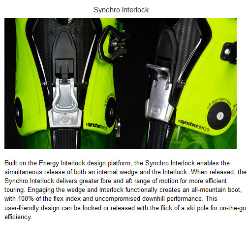 K2 SYNCHRO INTERLOCK FREERIDE 1