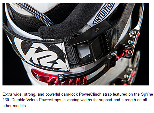 K2 PowerClinch Strap