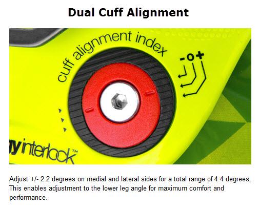 K2 DUAL CUFF ALINGMENT