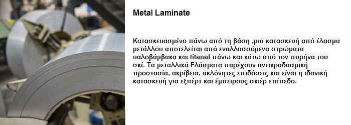 METAL LAMINATE TECNOLOGY